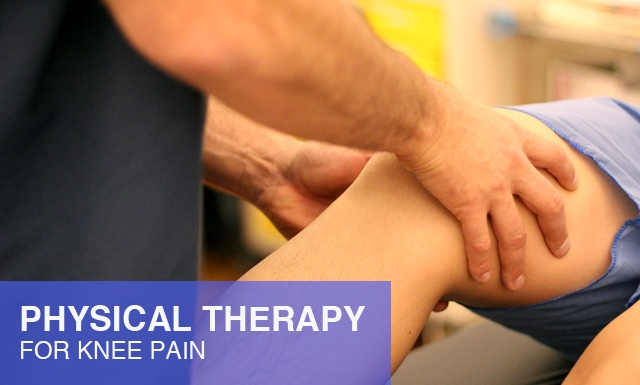 Physical therapy for knee pain in NYC
